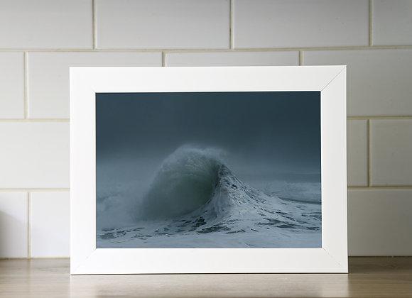 A4 Framed Print ( Opaque IIVV)
