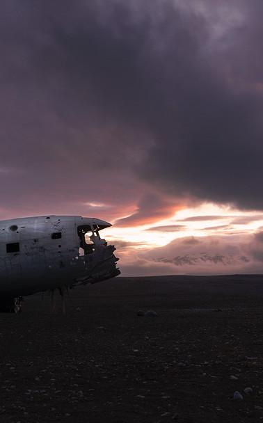 DC3 Plane Wreck