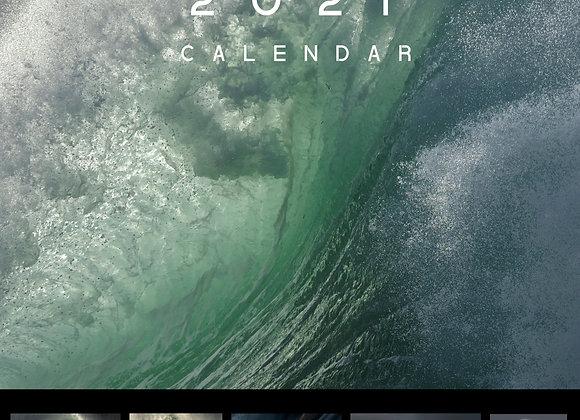 W A V E S - 2021 Calendar
