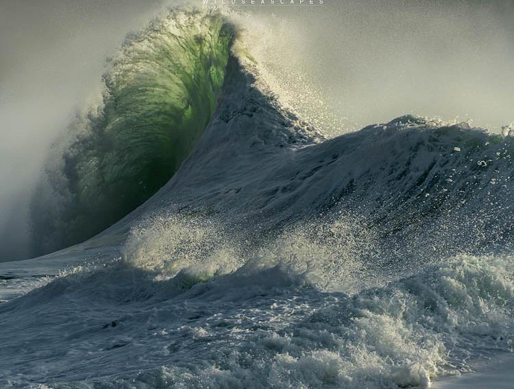 Wave and seascape photographer Cornwall