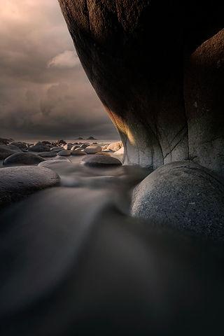 Long exposure seascape photography workshops