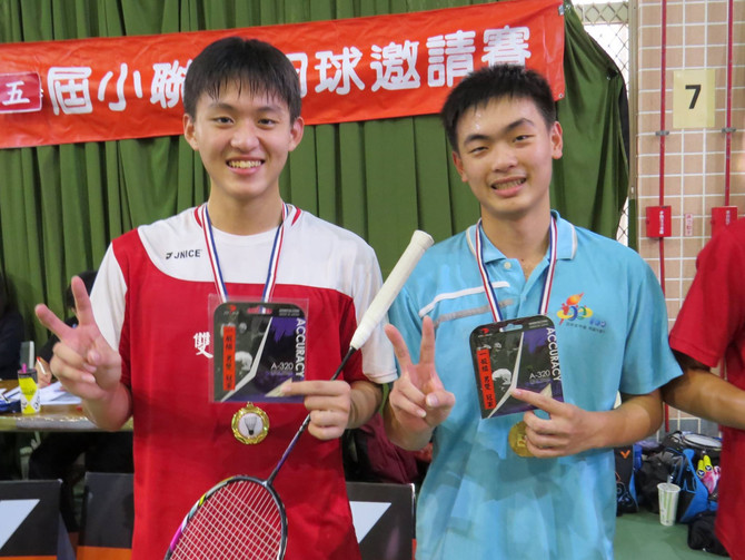 PROACE恭喜第五屆小聯盟羽球邀請賽賽事順利!