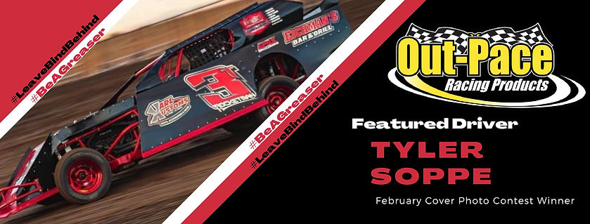 Tyler Soppe February Cover Photo Contest