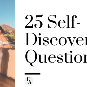 25 Self-Discovery Questions