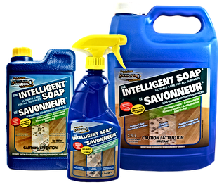 Intelligent Soap