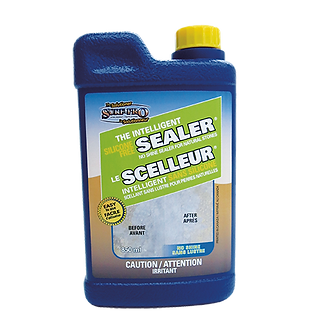 Scelleur Intelligent Sans Lustre/Intelligent Sealer No Shine