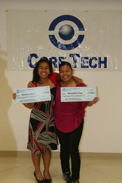 Coretech Foundation Scholarship 2013
