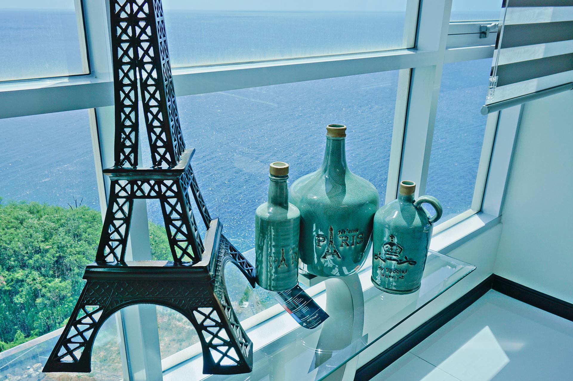 Towering views