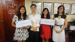 Coretech Foundation Scholarship 2015