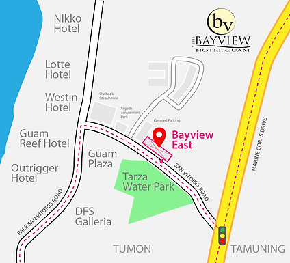 Bayview East MAP