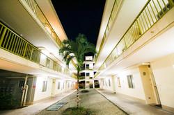 Summer Homes hallways
