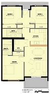 Summer Homes 3 Bedroom Floor Plan