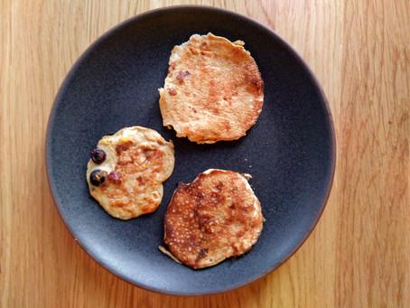 Petit déjeuner : Pancakes pour tous