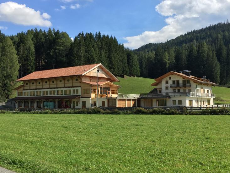 Hofstelle in Innichen