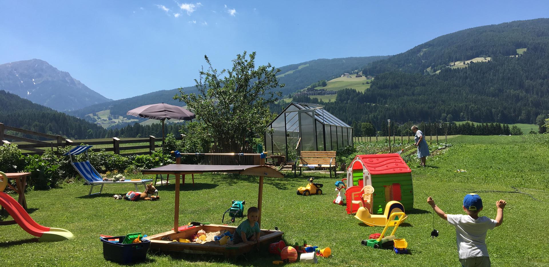 Schöneggerhof Spielplatz