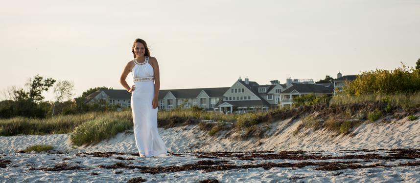 Senior Highlight | Rachel | Amazing Maine Locations