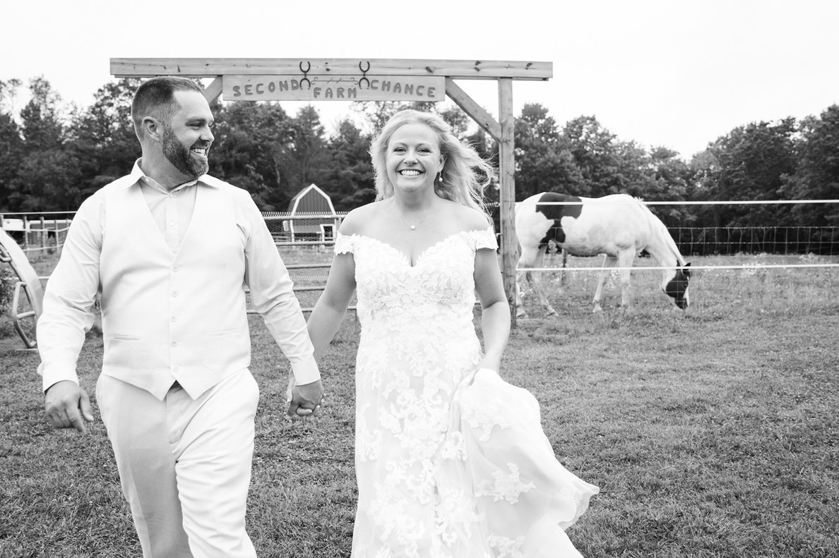 Julie Frances Photography.Wedding Couple