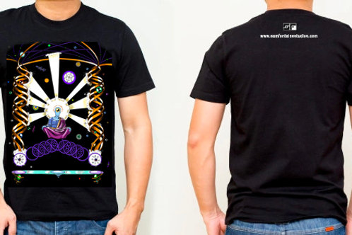 Observation of Stillness T-shirt (Color)