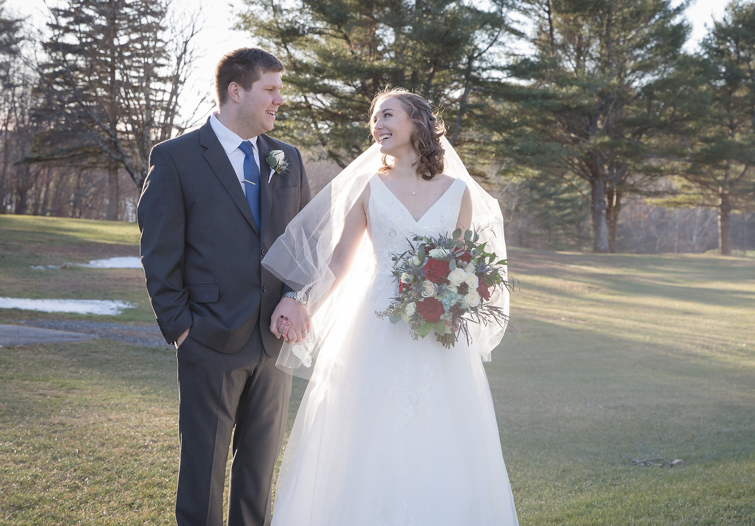 Julie Frances Photography Wedding Couple