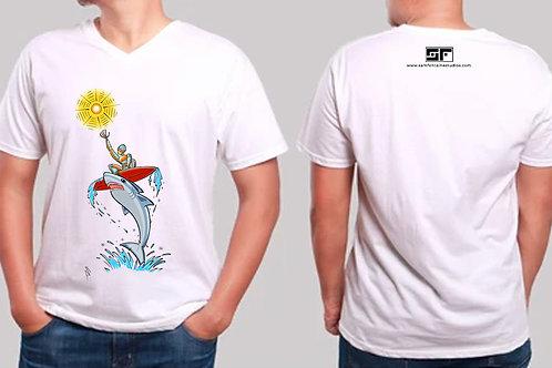 Surf Bot T-shirt