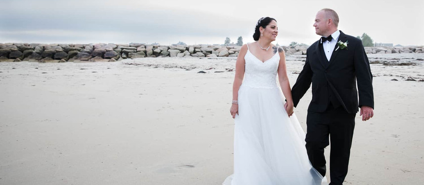 Maine Seaside Wedding at the Village by the Sea | Kristina & Chris
