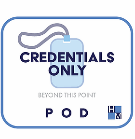 Episode #47 - Credentials Only Podcast