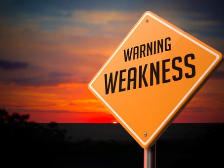 Interviewing 101 - What's your biggest weakness?