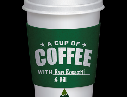 A Cup of Coffee with Bill Beach Podcast
