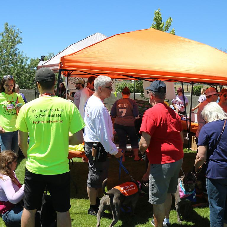 Adoption Event Volunteering - PetSmart - Sedona, AZ 8:30AM-2:00PM