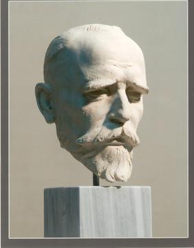 Kostis Palamas portrait