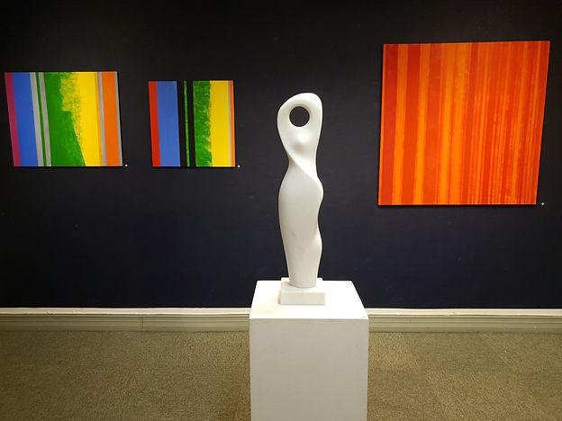 Odysseas Sculpture