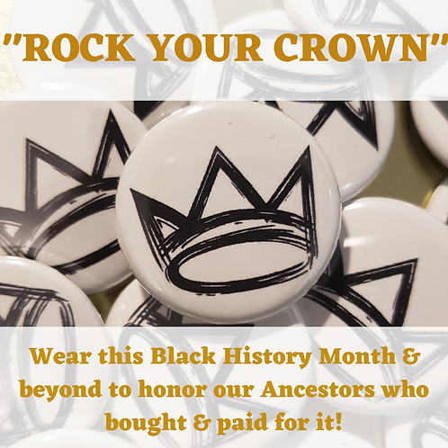 ROCK YOUR CROWN