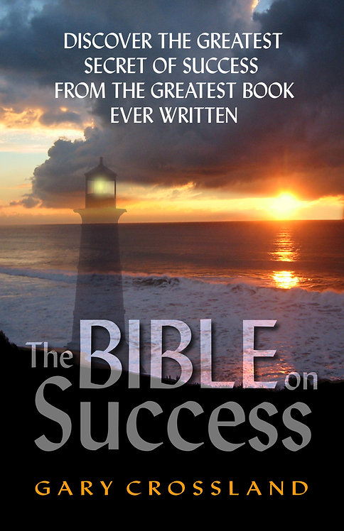 The Bible on Success (printed book and downloadable MP3)