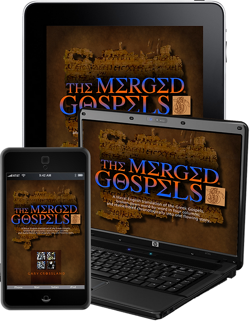 Merged Gospels eBook Download (ePub & PDF)