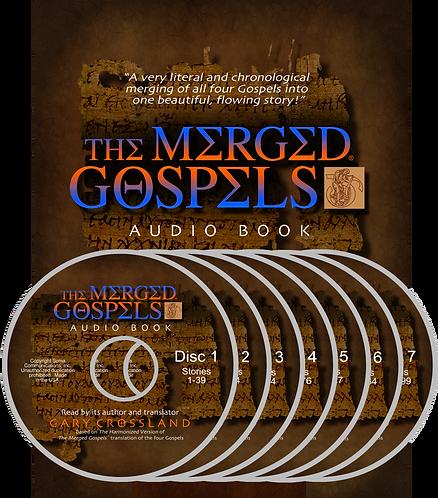 Merged Gospels Audio CD's