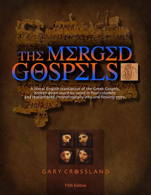 Merged Gospels Printed Book