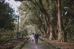 Botanical Garden Elopement