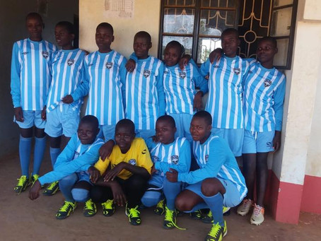 Team Uzima into Kenyan National Schools Finals