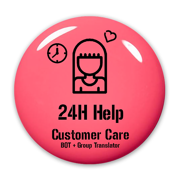 24H Customer Care Help