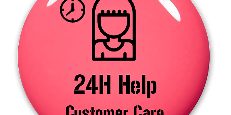 24H Customer Care Help
