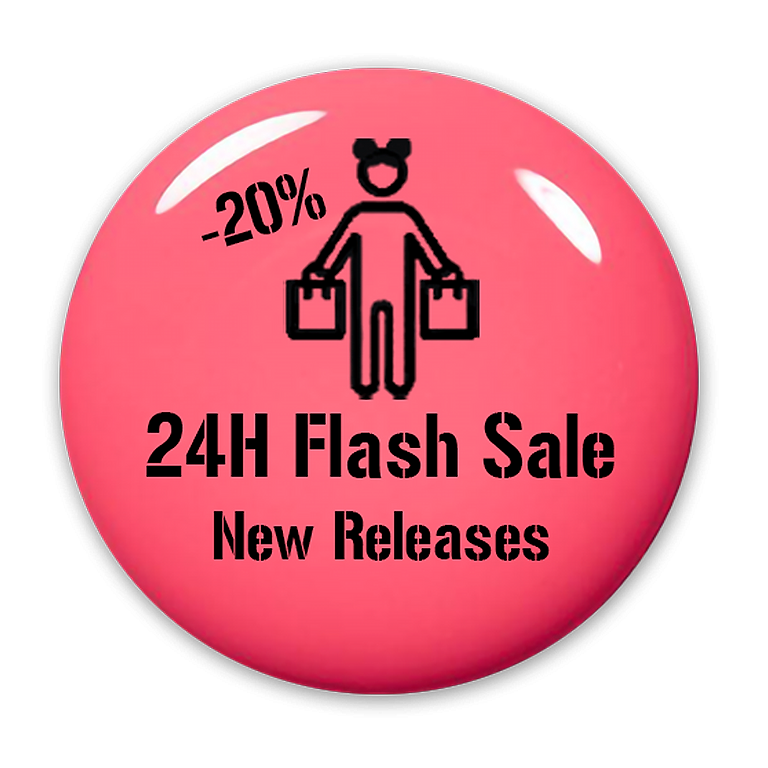 24H Flash Sale - 20% off New Releases