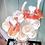 Thumbnail: Large Bouquet of Unique Seashell Flowers. Handmade w/South Beach Shells