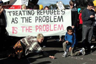 A Crisis of Racism and Refugees