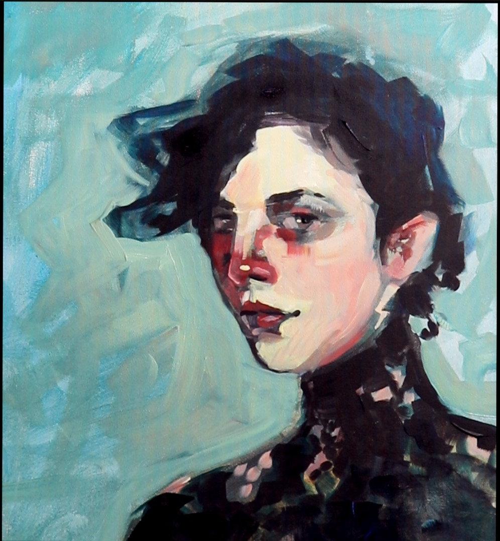 Portrait Virtual Painting Class
