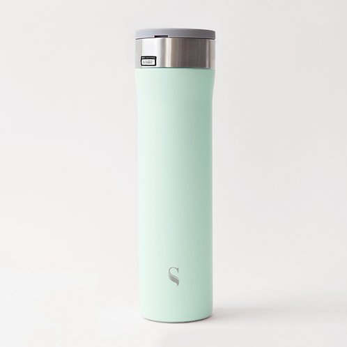 Green Apple Kokoro Porcelain Thermal Flask 680ml