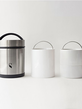 Kokoro Combo A: Medium Food Warmer
