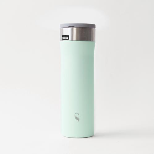 Green Apple Kokoro Porcelain Thermal Flask 550ml