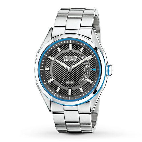 Citizen AW1141-59E Gents Sports Eco-Drive Watch 2603067