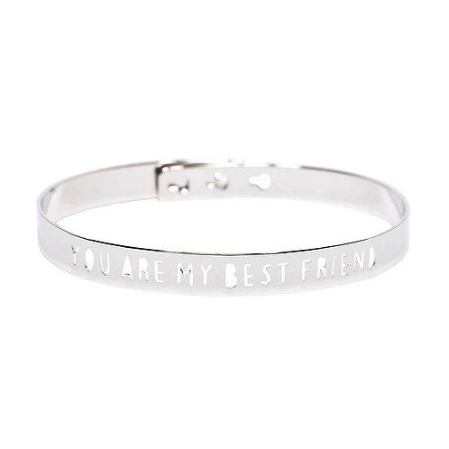 "Mya-Bay""You Are My Best Friend"" bracelet JL-15"