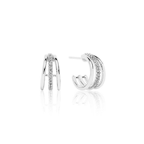Sif Jakobs E0300-CZ Sterling Silver Earrings 4702055